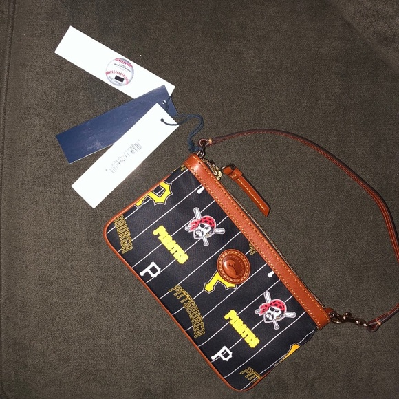 Dooney and Bourke Pittsburgh pirates wallet